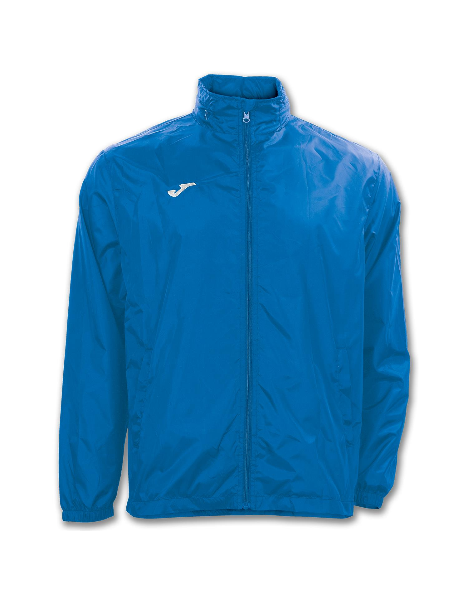 JOMA K-WAY IRIS CON CAPPUCCIO   (3XS - ROYAL)
