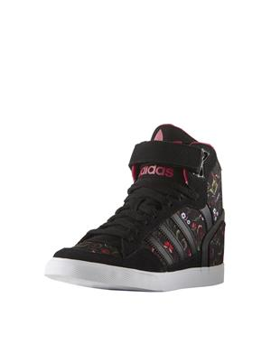 ADIDAS Scarpa Donna Extaball Up W (44 - NERO)