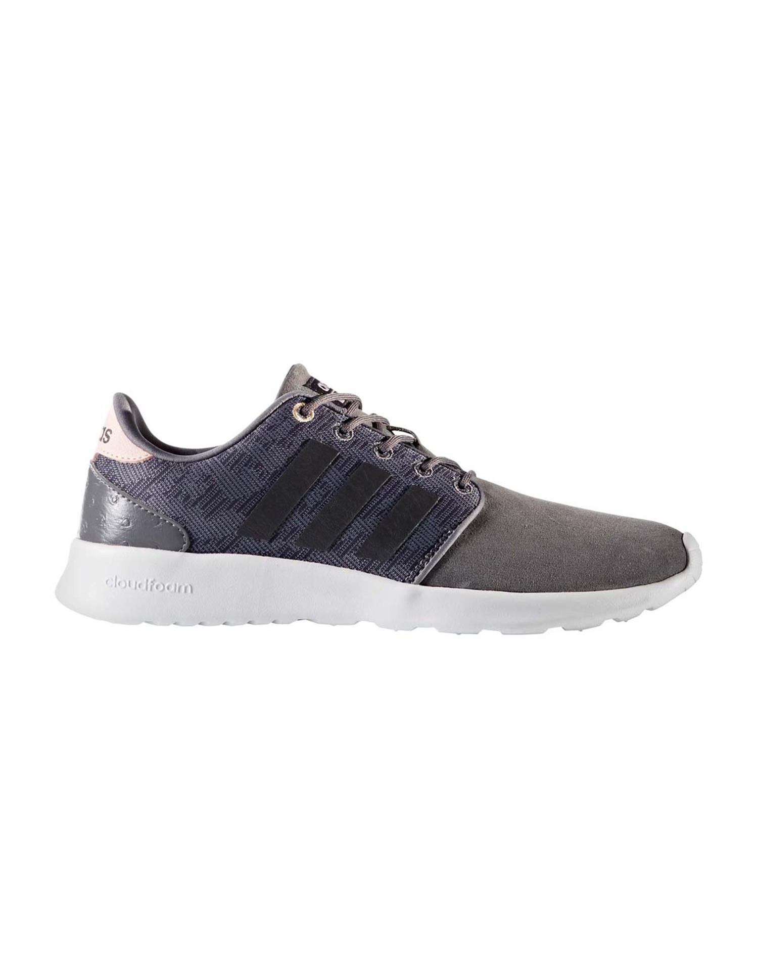 ADIDAS Adidas Cloudfoam QT Racer (39-1/3 - ANTRACITE)