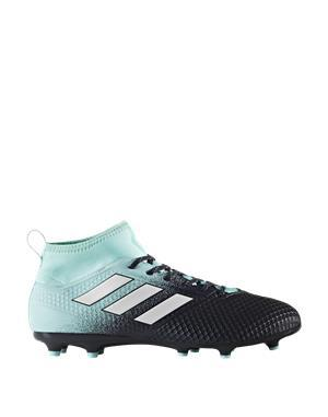 ADIDAS Scarpe da Calcio ACE 17.3 Firm Ground (40-2/3 - VERDE ACQUA)