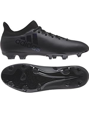 ADIDAS Scarpe da Calcio X 17.3 Firm Ground (41-1/3 - NERO)