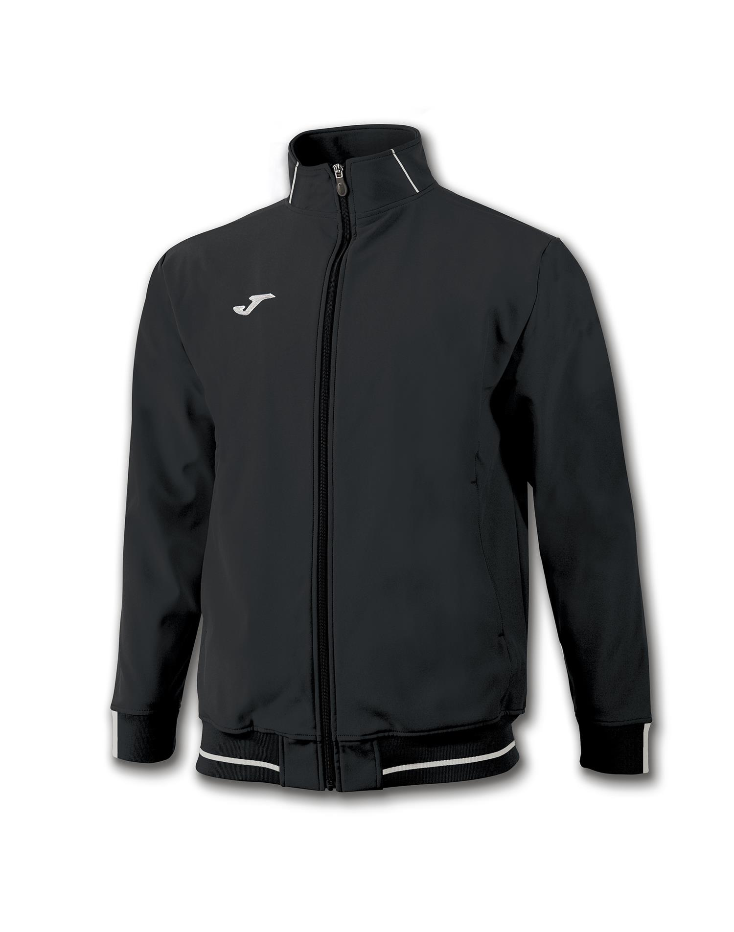 JOMA Giacca Softshell Campus II (S - NERO)