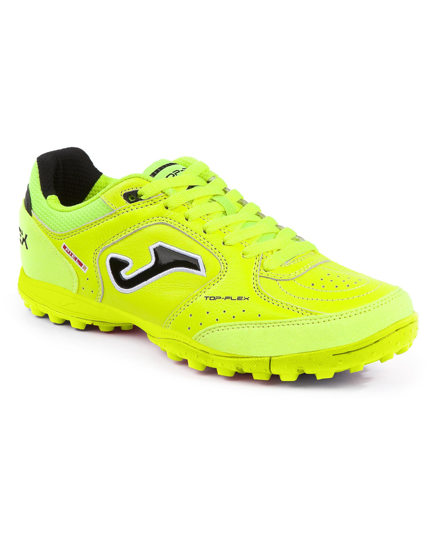 JOMA Scarpa calcio a 5 Top Flex Turf (44 - GIALLO FLUO)