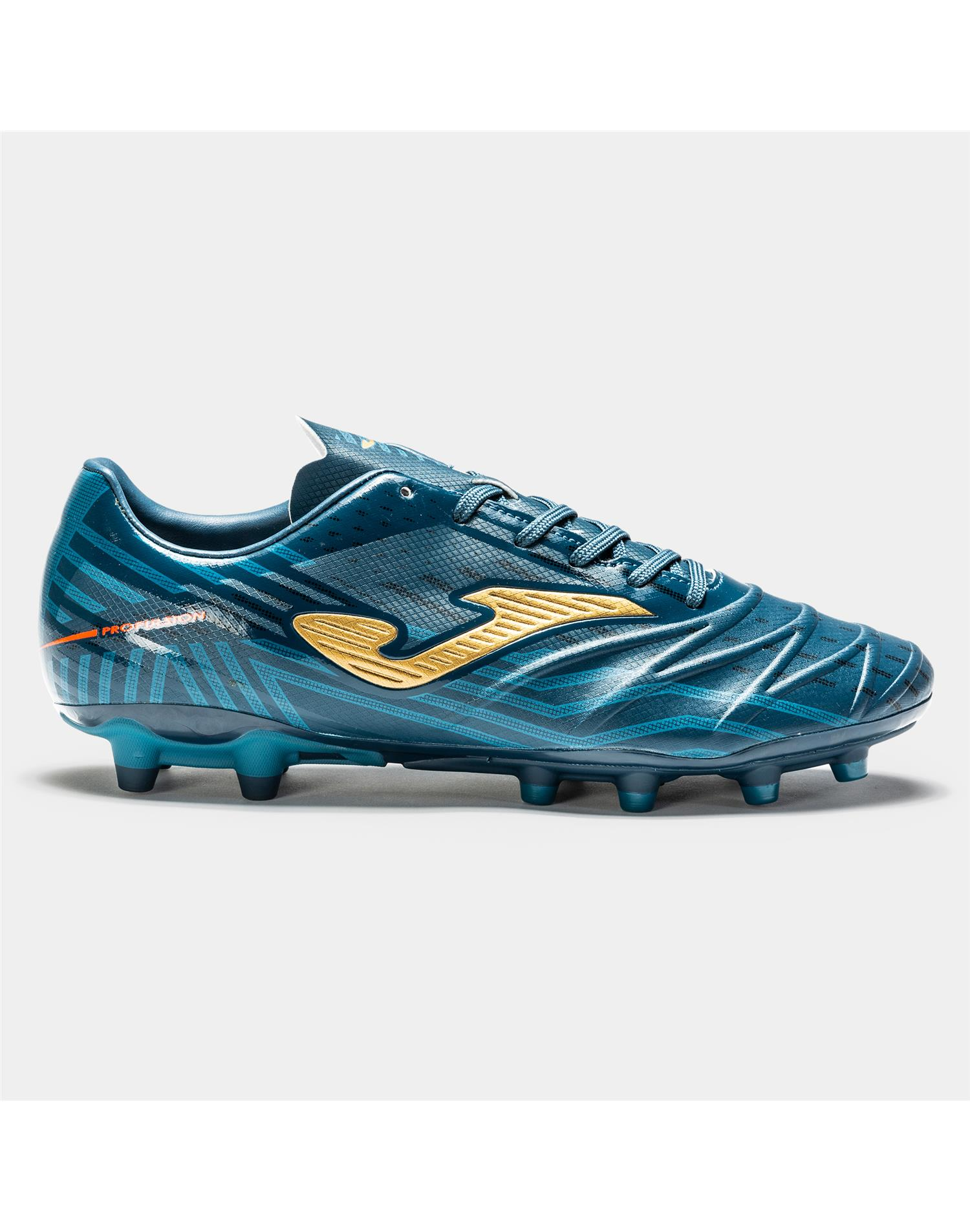 JOMA Scarpa Propulsion 2017 Firm Ground (38 - PETROLIO)