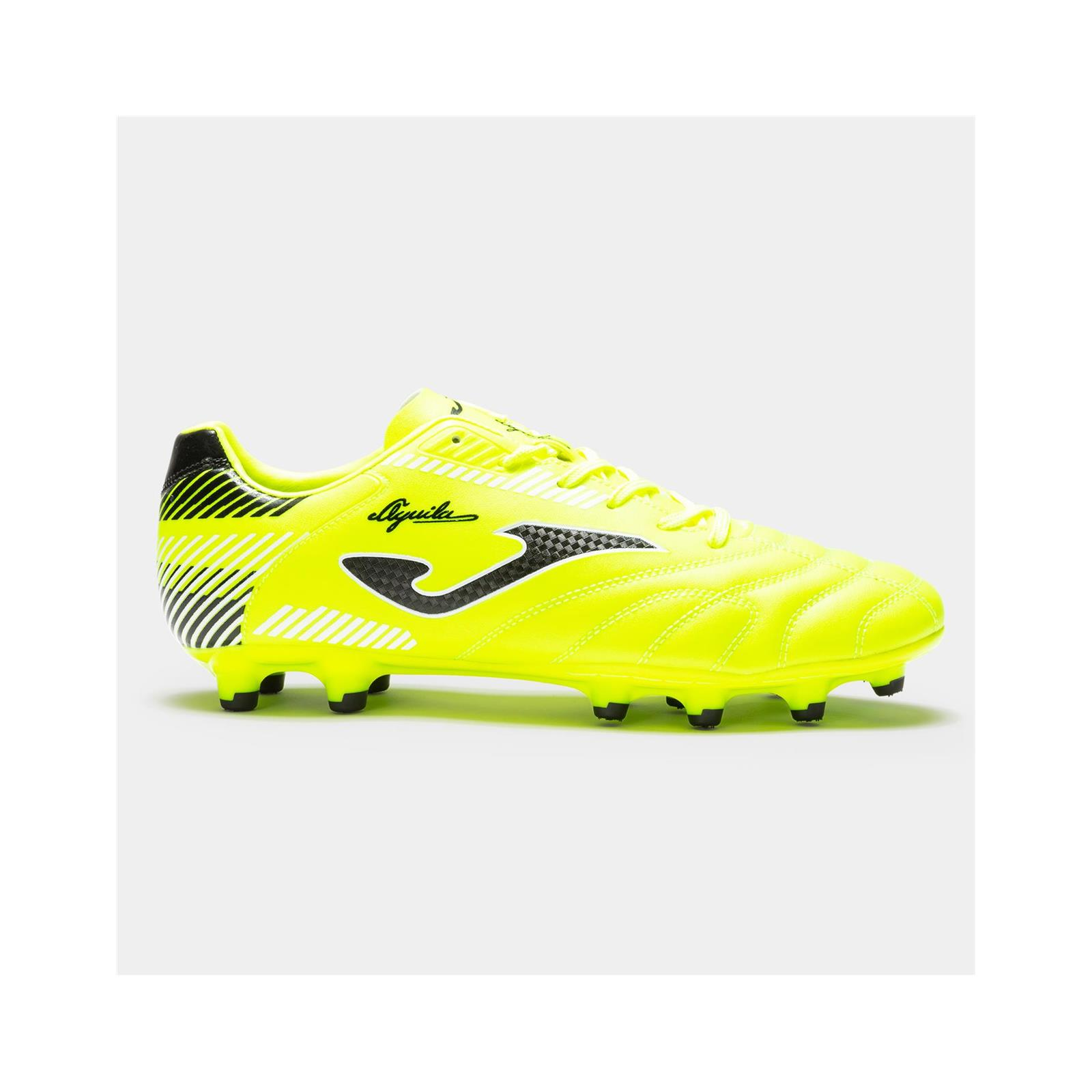 JOMA Scarpa Aguila 2011 Firm Ground (40.5 - GIALLO FLUO)