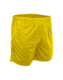 NEUTRO Pantaloncino Calcio Neutro giallo