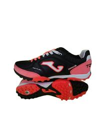JOMA Scarpa top flex 401 black red turf